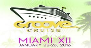 Image of Groove Cruise Miami 2016