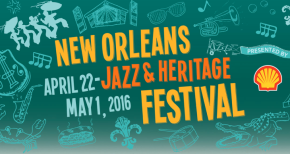 Image of New Orleans Jazz & Heritage Festival 2016