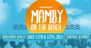 Image of Mamby On The Beach 2015