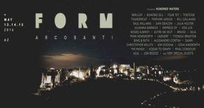 Image of FORM Acrosanti 2016