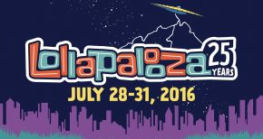 Image of LOLLAPALOOZA 2016- CHICAGO