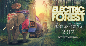 Image of Electric Forest 2017 Weekend 2