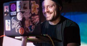 Image of Blockhead @ HiFi Music Lounge - Eugene, OR