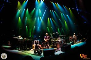 Image of Phish @ Madison Square Garden - New York, NY - 12/31/17