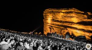 Image of STS9 @ Red Rocks - Morrison, CO - Round 2