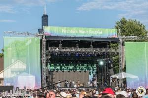 Image of Pitchfork Music Festival 2017 - Chicago, IL - Round 1