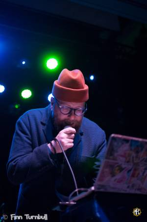 Image of Mike Doughty Plays Ruby Vroom @ Aladdin Theater - Portland, OR