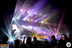 Image of STS9 - Axe The Cables - Joy Theater - New Orleans, LA