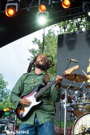 Image of Ziggy Marley & Michael Franti @ Cuthbert Amphitheater - Eugene, OR