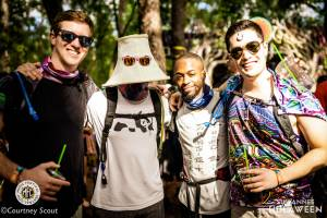 Image of 50 Remarkable Images from Suwannee Hulaween 2018