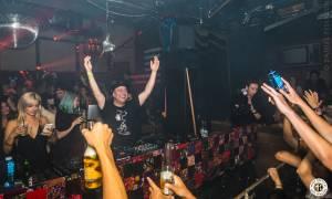 Image of Justin Martin @ Sound Nightclub - Los Angeles, CA - 4/19/18