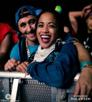Image of Suwannee Hulaween 2018 - Live Oak, FL - Round 2