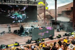 Image of HARD Red Rocks 2017 @ Red Rocks Amphitheatre - Morrison, CO - 7/28/17