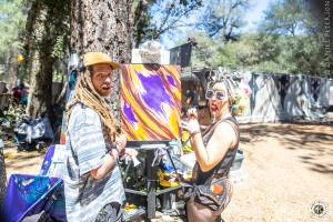 Image of Desert Hearts Festival 2019 - Los Coyotes Indian Reservation - San Diego County, CA - Round 1
