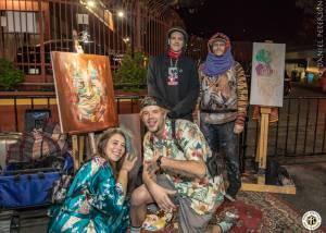Image of Desert Hearts NYE 2018 @ Public Works - San Francisco, CA - Round 1