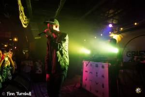 Image of An Interview with Grieves @ HiFi Hall - Eugene, OR