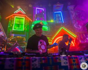 Image of Justin Martin @ Meow Wolf - Santa Fe, NM