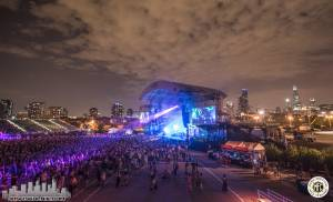 Image of Pretty Lights Live @ Northerly Island - Chicago, IL - Round 1