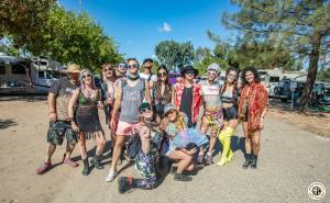 Image of Dirtybird Campout West Coast 2018 - Modesto, CA - Round 4