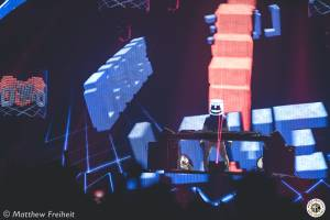 Image of Marshmello @ Bill Graham Civic Auditorium - San Francisco, CA - 1/13/17