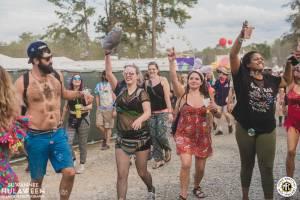 Image of Suwannee Hulaween 2017 - Live Oak, FL - Round 4