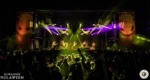 Image of Suwannee Hulaween 2017 - Live Oak, FL - Round 2