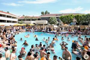 Image of Coachella Day Club @ Hilton - Palm Springs, CA - Round 1