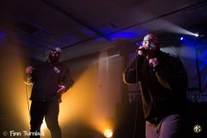 Image of Epic Beard Men @ WOW Hall in Eugene, OR