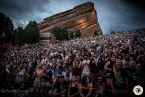 Image of The Head and The Heart @ Red Rocks - Morrison, CO - 8/2/17