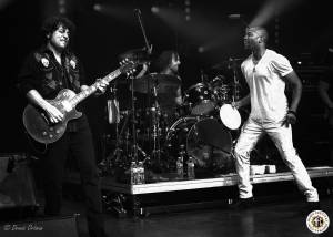 Image of Trombone Shorty & Vintage Trouble @ The Riviera - Chicago, IL