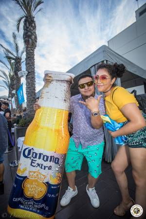 Image of Corona Electric Beach - Los Angeles - The W Hollywood - Round 2
