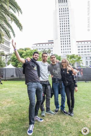 Image of Paradise Los Angeles w/ Jamie Jones and Friends @ Grand Park - 6/1/19 - Round 1