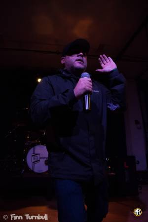Image of mc chris @ WOW Hall - Eugene, OR