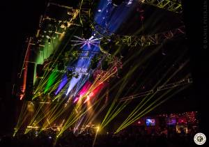 Image of STS9 @ Brooklyn Bowl - Las Vegas, NV - 5/6/18
