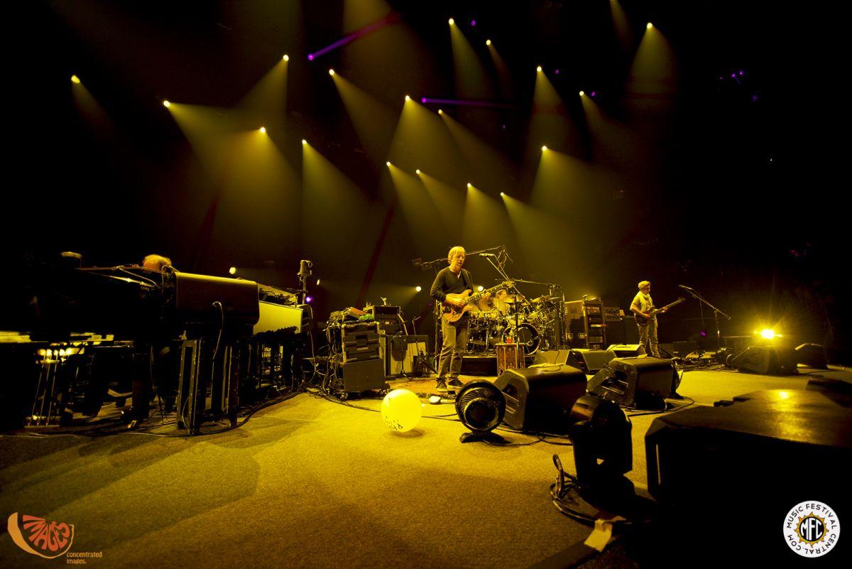 Phish - Baker\'s Dozen @ Madison Square Garden - New York, NY - 7/26 ...
