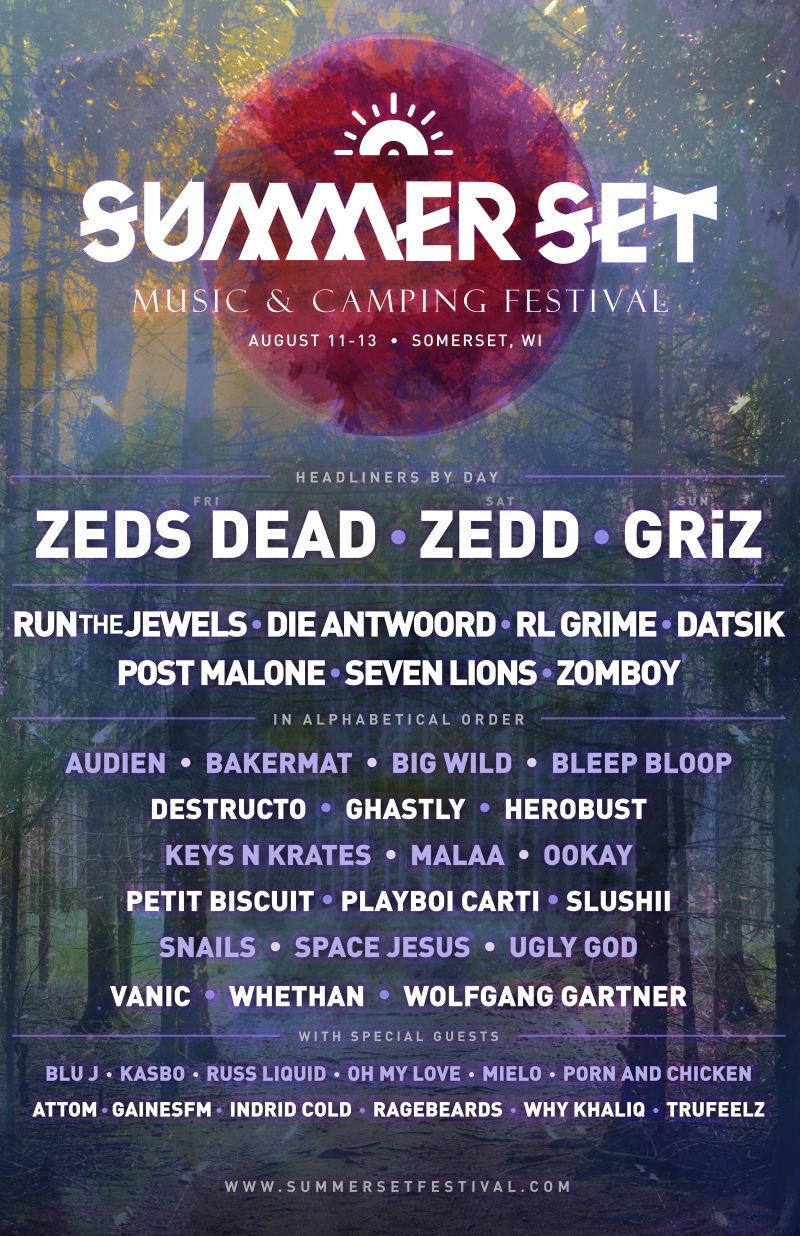 Summer Set 2017