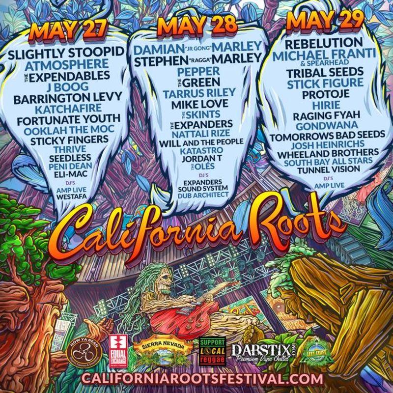 California Roots 2016