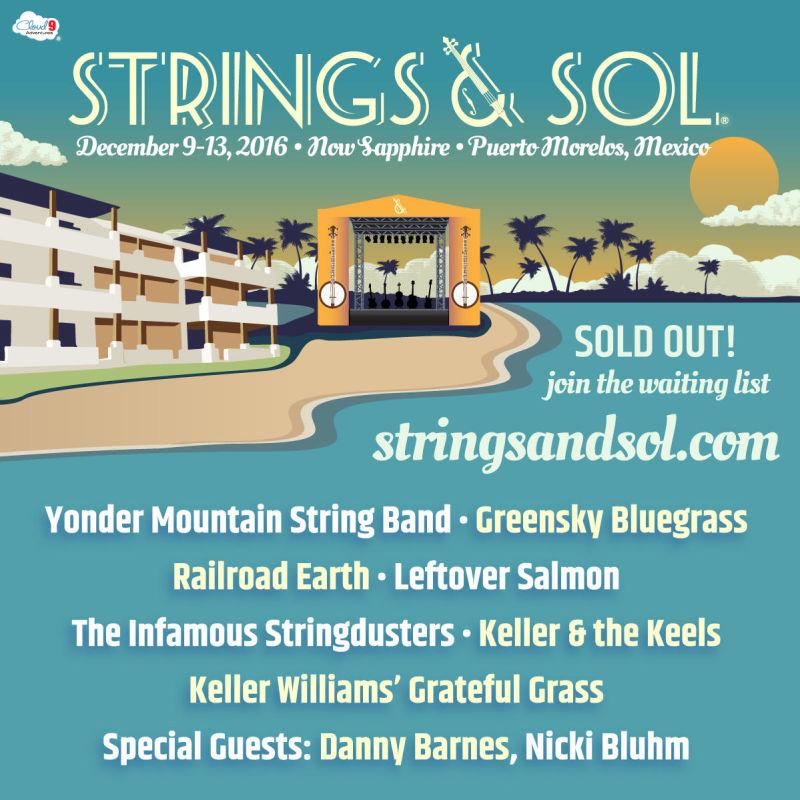 Strings & Sol 2016