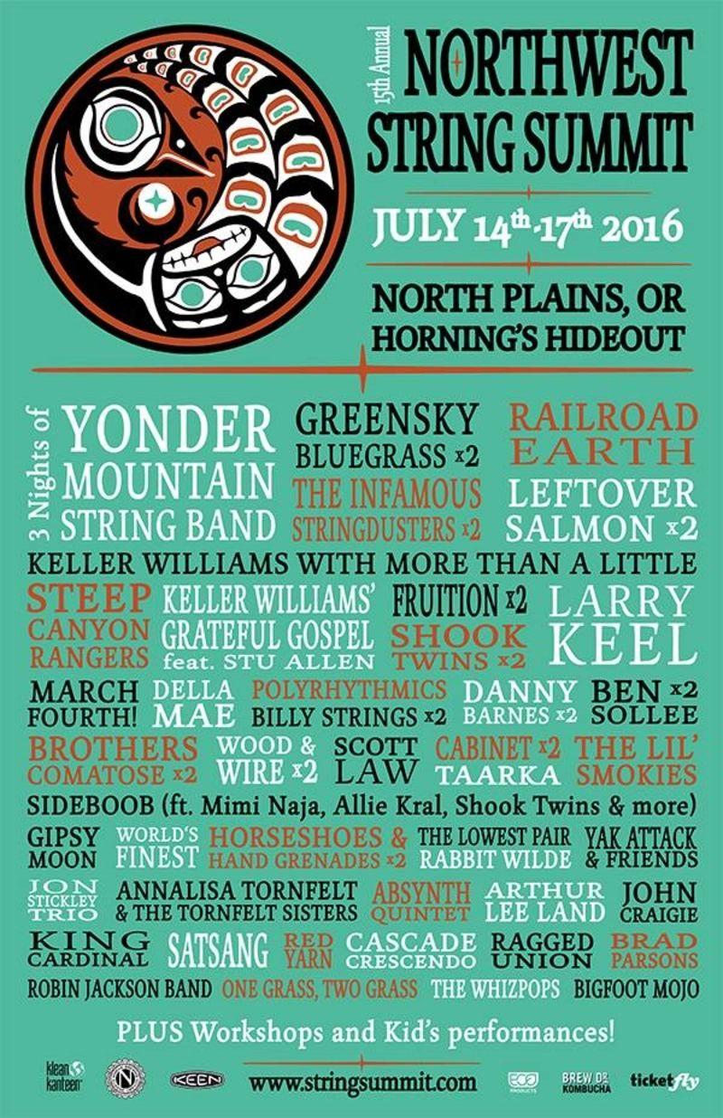 Northwest String Summit 2016
