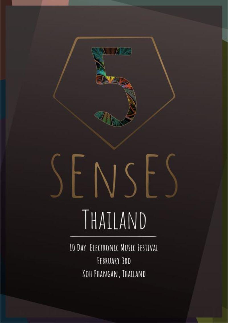 5 Senses Eco Festival 2018