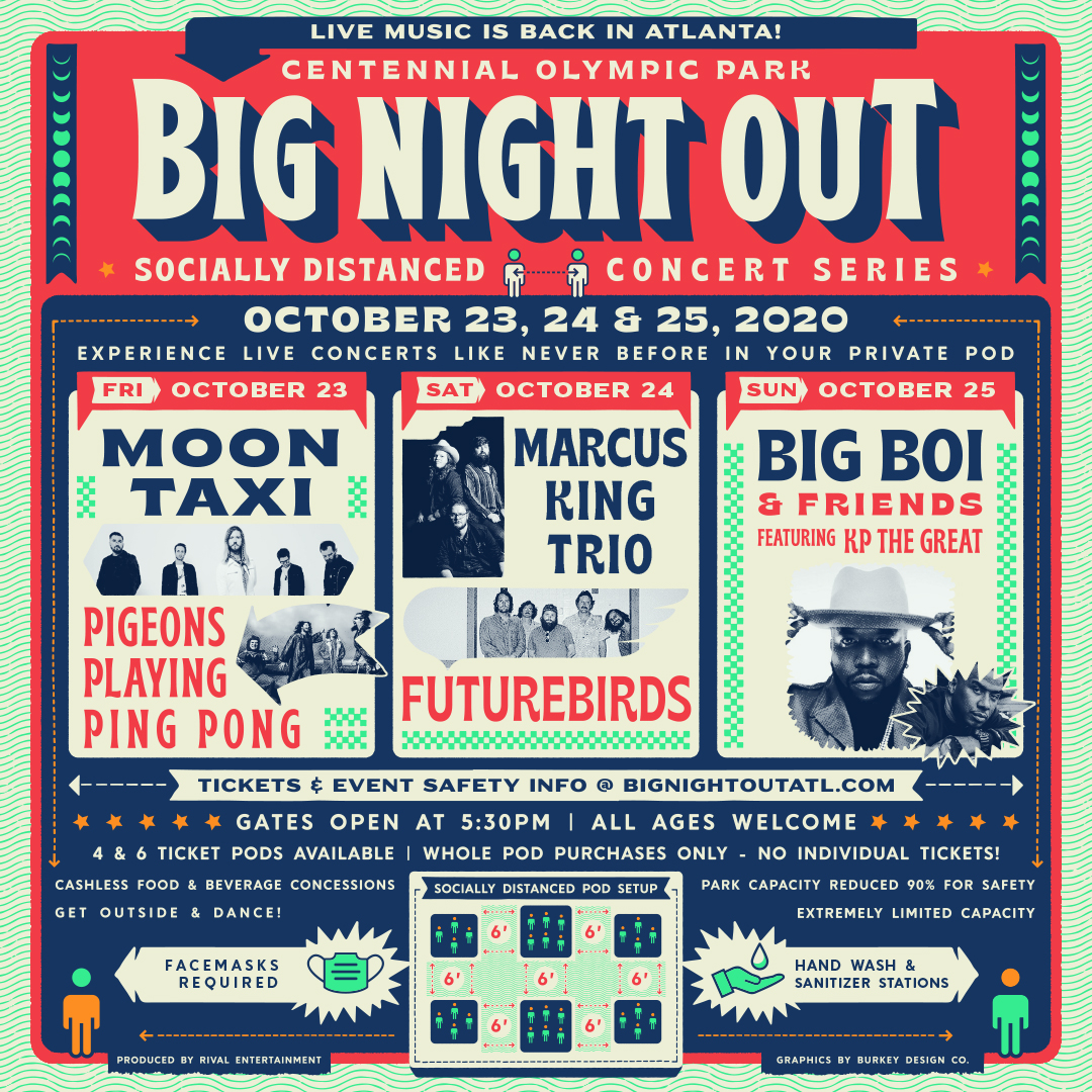 Big Night Out 2020