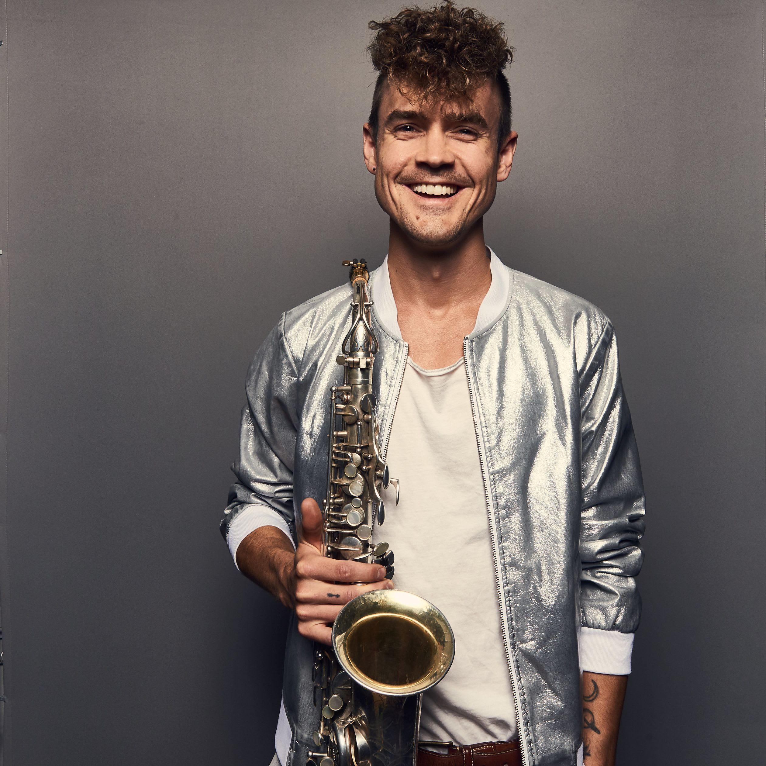 Dandanell Saxofon + DJ