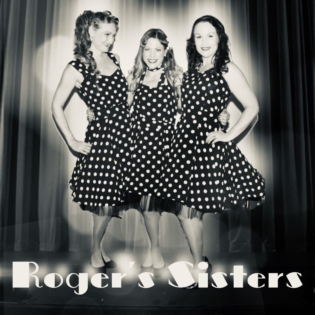 Roger's Sisters & Roger Berg Swing Explosion/Big Band