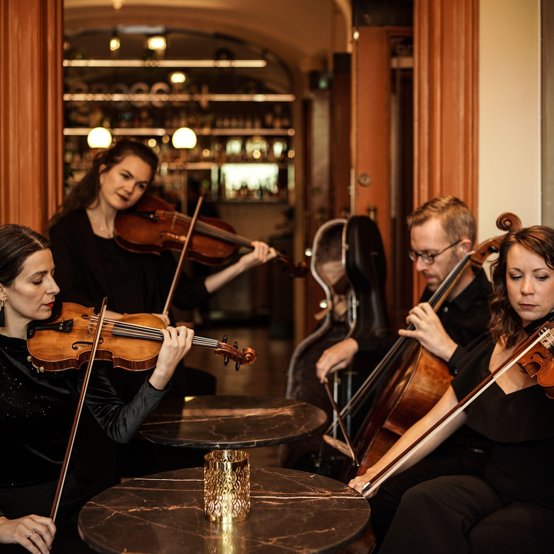 Stockholm Jazz Strings