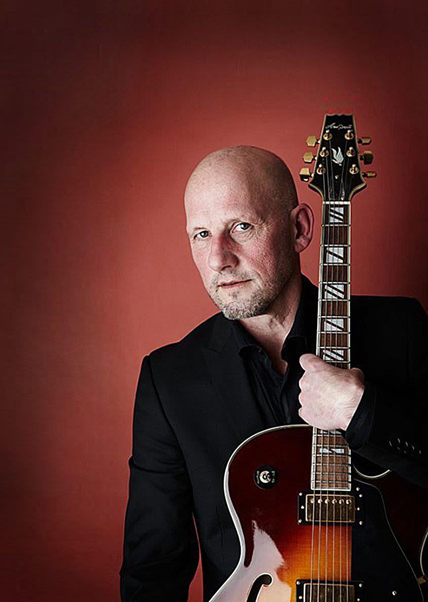 Sven Erik Granholm Jazzquartet
