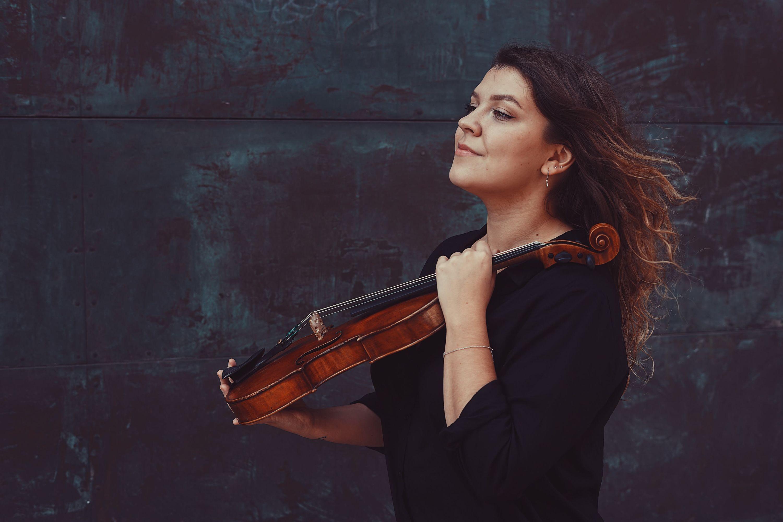 Violinist, javisst!
