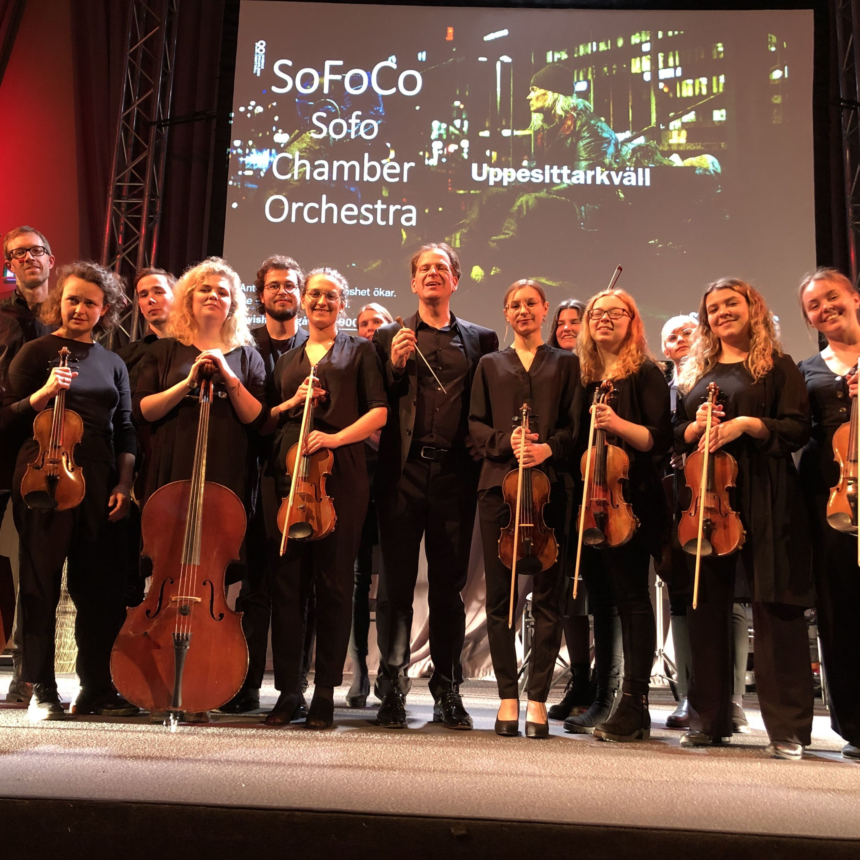SoFo Chamber Orchestra