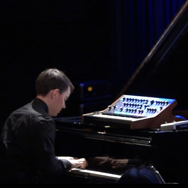 Pianobjörn