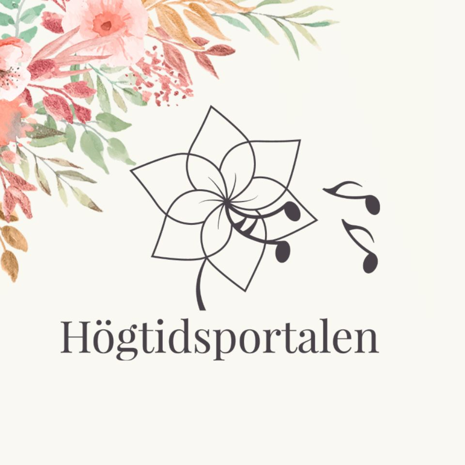 Högtidsportalen logotyp