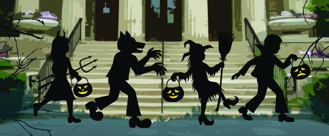 Spooktacular kids